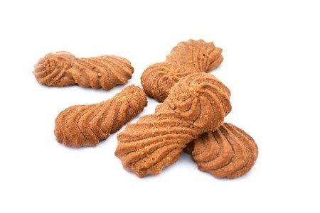 Ciastka Kruche kakaowe